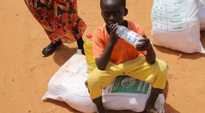 Центр гуманитарной помощи им.Короля Салмана в преддверии Рамадана