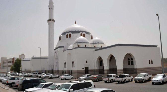 Мечеть «аль-Джума»  — первая мечеть, где была совершена пятничная молитва в Исламе