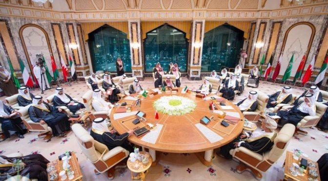 Служитель Двух Святынь: Королевство стремится к безопасности и стабильности в регионе, и его рука всегда протянута к миру