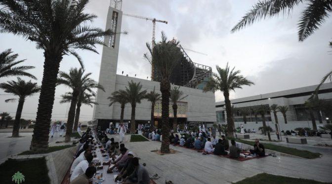 Путешествие ифтара: почтение постящегося и обретение награды