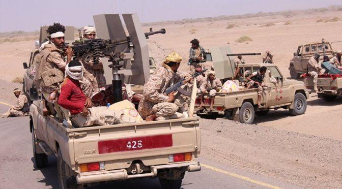 Уничтожено 44 хусиита в боях в провинциях Ходейда и Байда
