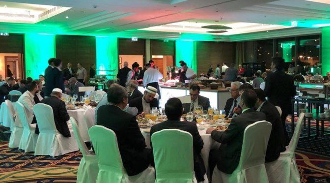 Посол Саудии в Венгрии встречает делегатов, направленных в рамках программы «Имамат»