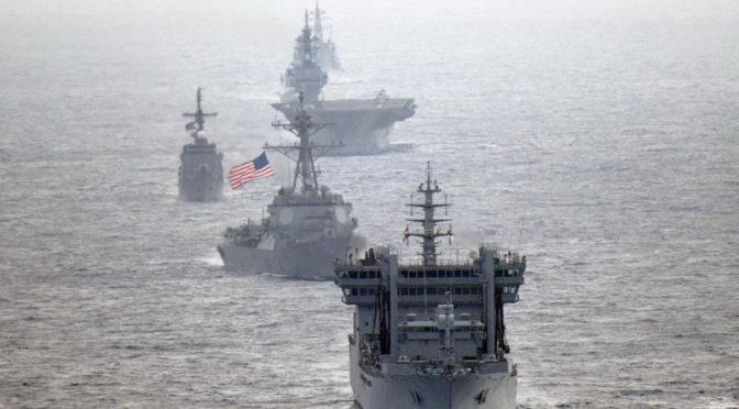 Вашингтон осуждает эскалацию насилия со стороны Ирана посредством задержания британского нефтяного танкера
