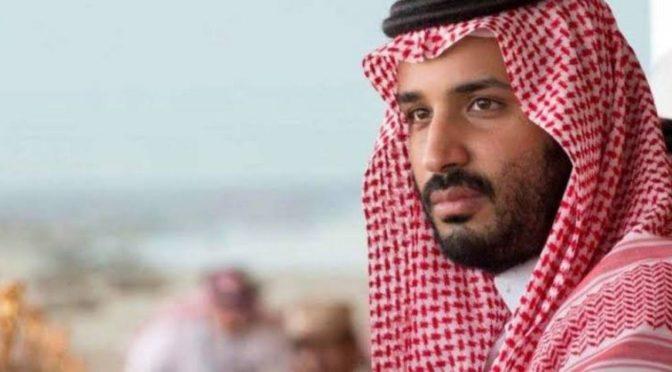Наследный принц встретился с заместителем главы Переходного совета Судана