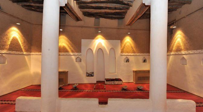 аль-Масмак принимает посетителей во время месяца Рамадан