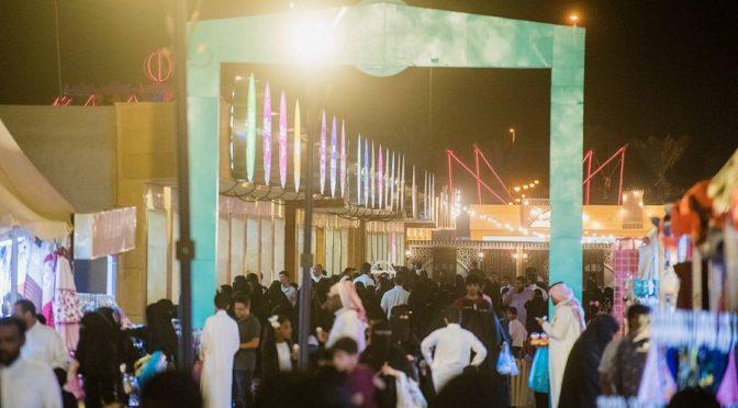 Фестиваль аль-Басар привлекает тысячи посетителей культурными, массовыми и развивающими мероприятиями