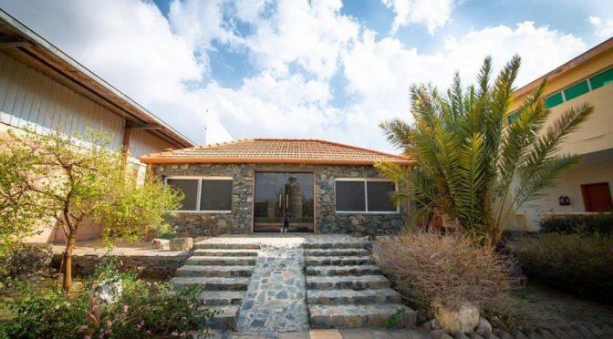 Оливковая ферма сельскохозяйственного туризма принимает жителей и гостей Бахи