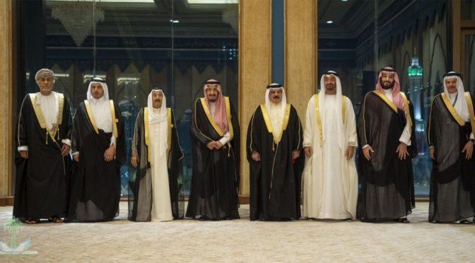 Служитель Двух Святынь и наслендный принц провели серию двусторонних встреч