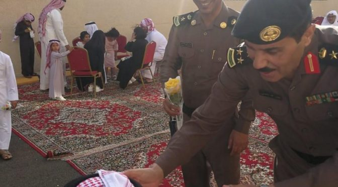 Главное управление тюрем в Баха проводит празднование для осужденных в присутствии их семей
