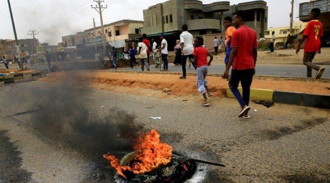 Королевство с большой тревогой и вниманием следит за ситуацией в Судане