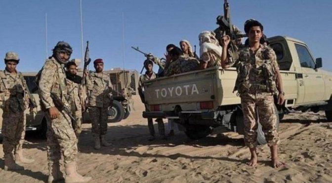 Армия Йемена взяла под контроль четыре района в провинции Далиа
