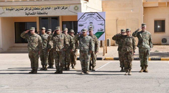 Начались совместные учения «Командование энтузиазма 2019» ВС Саудии и США