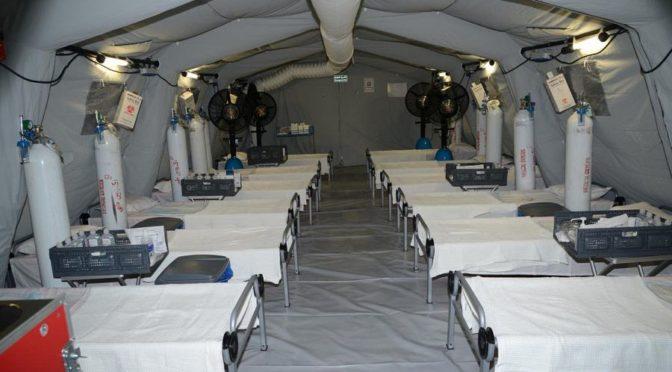 Главное  управление медицинской службы ВС объявила о готовности всех мобильных  госпиталей ВС в местах паломничества к сезону Хаджа 1440г.Х.