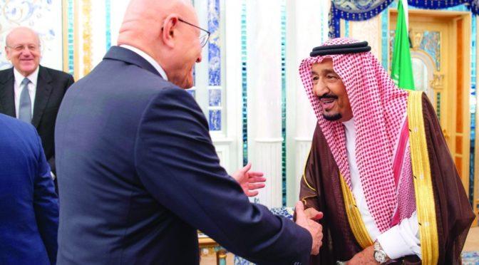 Служитель Двух Святынь: Королевство придаёт большое значение сохранению Ливана и его стабильности