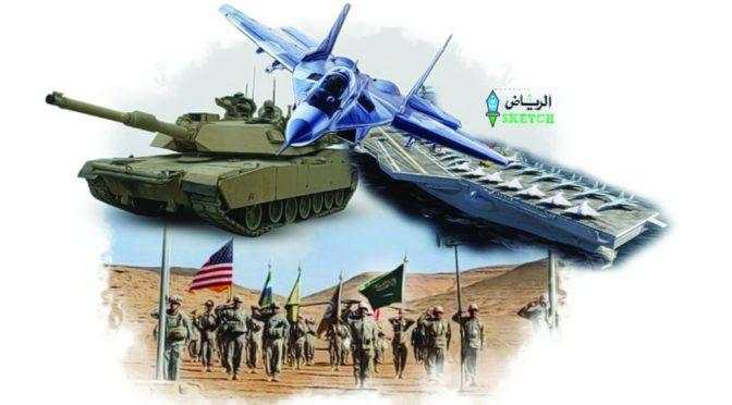 Продолжаются совместные учения «Командный энтузиазм 2019» ВС Саудии и США