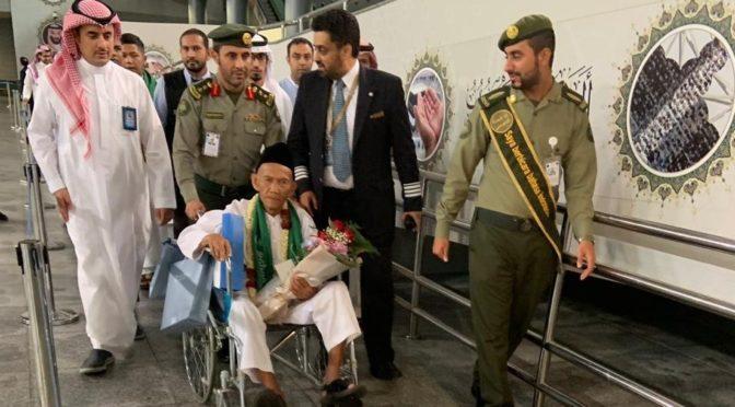 По приглашению Служителя Двух Святынь: индонезийский долгожитель прибыл в Джидду