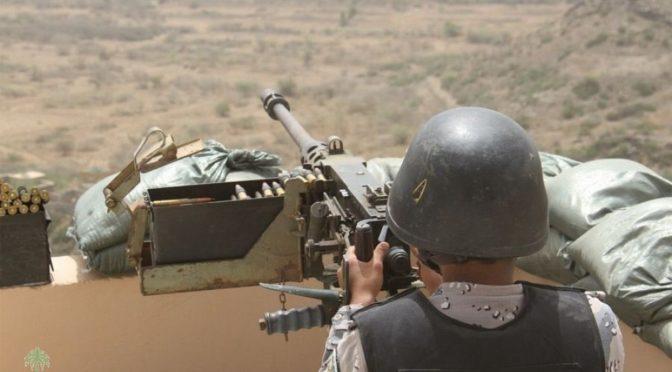 Сбиты два БПЛА, запущенные хусиитами из Саны в направлении гражданских объектов в Хамис Мушит