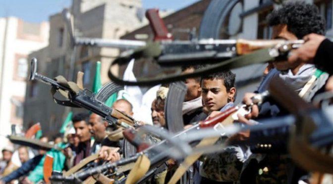 Террористы-хусииты похитили 5 женщин в провинции Байда в центральном Йемене