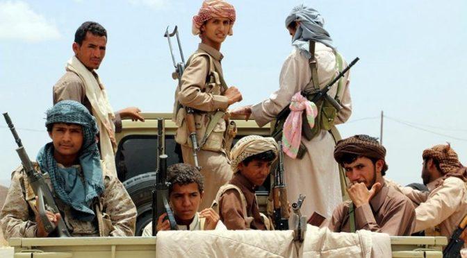 Хусииты спешно отступают после потери стратегичеких позиций в округе Баким