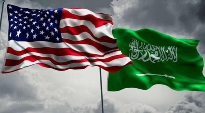 Д.Трамп  в телефонном разговоре с наследным принцем: Америка готова сотрудничать  относительно всего что угрожает безопасности и стабильности Саудии