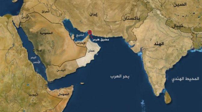 Британия в послании ООН: Угроза Ирана международному судоходству непреемлима