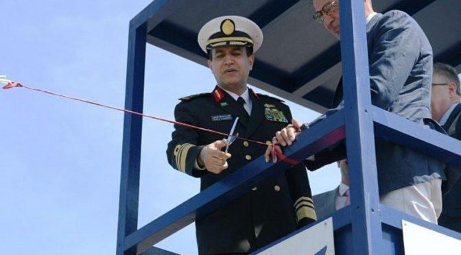 Министерство обороны принимает первый и второй катера Королевского ВМФ во Франции