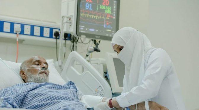 По милости Аллаха: сотрудники Министерства здравоохранения спасли паломника Рамадана, страдашего от сердечной недостаточности