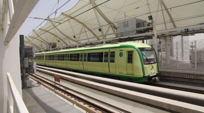 Поезд  мест паломничества: 2000 рейсов за 7 дней