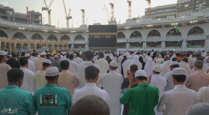 Молитва Благословенного праздника Ид аль-адха