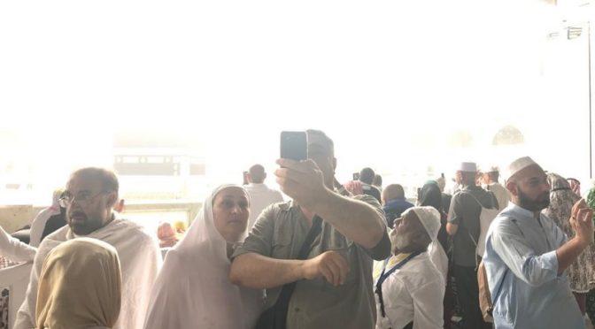 «Селфи» у Каабы передаёт атмосферу духовности и восхищение развитием современных технологий