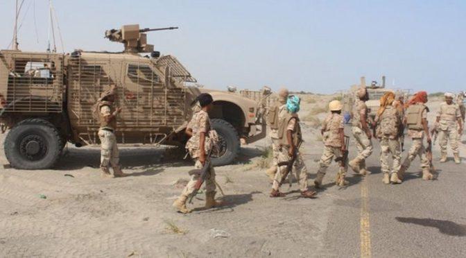 Пересечены линии снабжения хусиитов: потери убитыми и ранеными в их рядах
