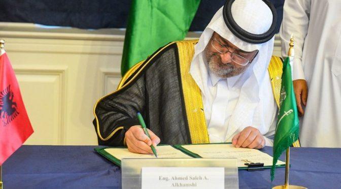 В Тиране завершилось третье заседание Саудийско-албанской комиссии
