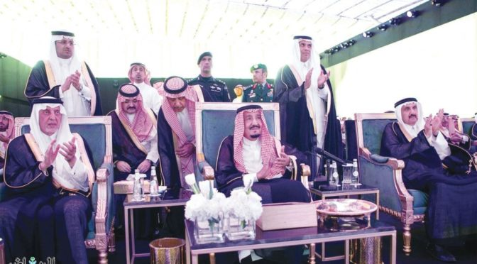 Служитель Двух Святынь открыл новый Международный аэропорт им.Короля Абдулазиза