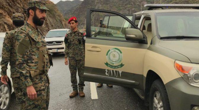 Спрятанные в тайнике: Силы ополчения в провинции Джазан изъяли 45 плиток гашиша