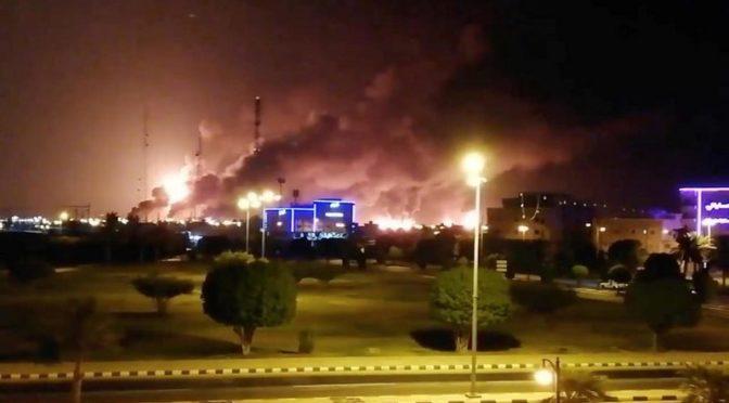 Крылатые ракеты, запущенные с иранской базы: американский канал раскрыл способ террористической атаки на АРАМКО