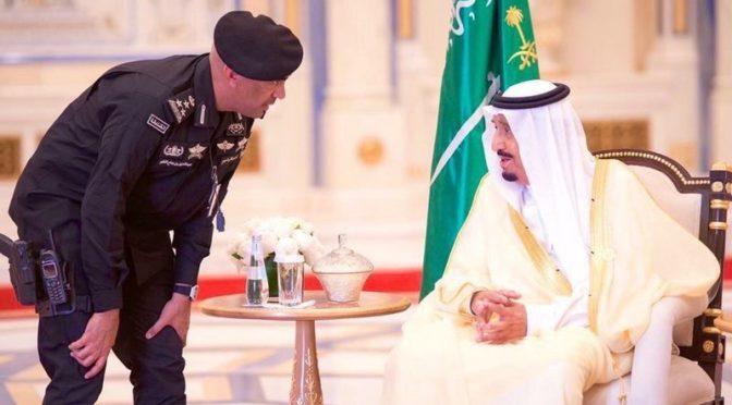 Полиция  Мекки объявляет о мученнической смерти генерал-майора аль-Фагама