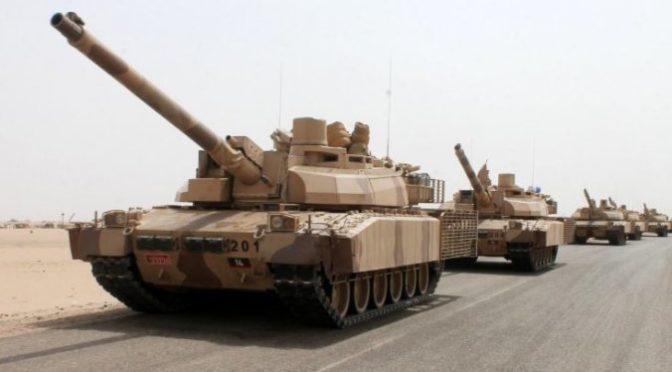 Началась расчистка пропускного пункта Харада на йеменской границе после полного освобождения от террористов хусиитов