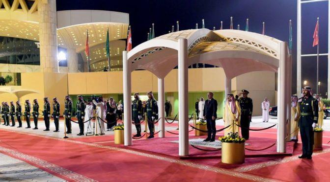 Президент Швейцарской конфедерации прибыл в Эр-Рияд