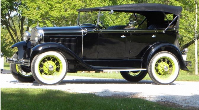 Останки двух старейших автомобилей, импортированных по указанию Короля-основателя в муниципалитеты аль-Ула и Табук
