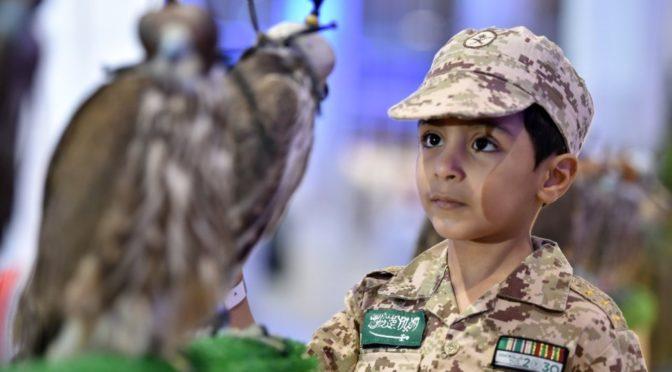 2-ая Саудийская выставка соколов и охоты