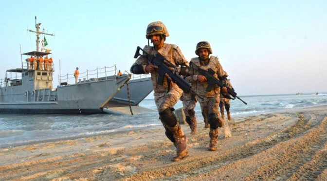 Продолжаются совместные морские учения  «Джиср-20» и «Амвадж-4»