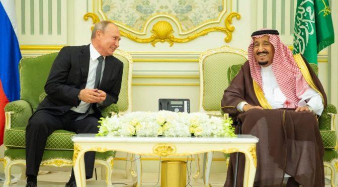 20 соглашений и меморандумов о взаимопонимании заключены между правительствами Королевства Саудовская Аравия и РФ