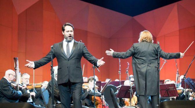 «Оркестр Чайковского» открыл дни культуры России