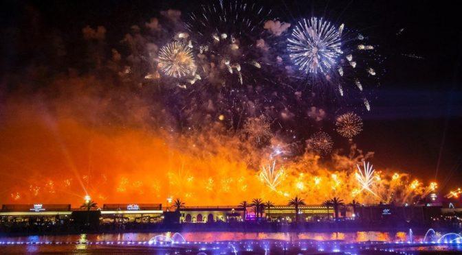 «Бульвар Эр-Рияда»: великолепное представление продолжается