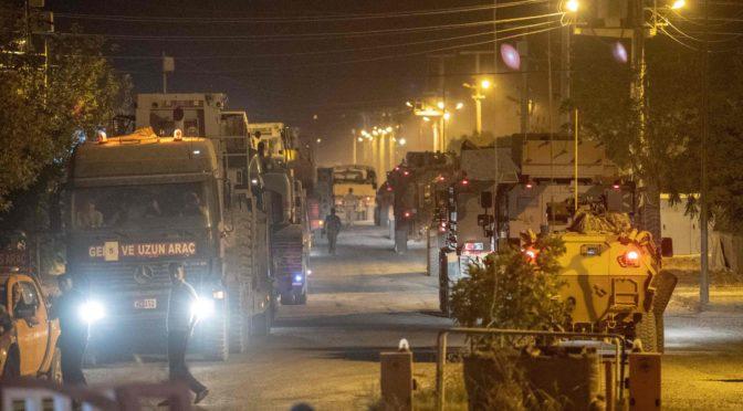 Королевство осуждает агрессию, развязанную турецкой армией на северо-востоке Сирии