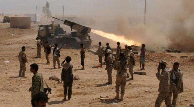Коалиция передала 12 детей, рекрутированных хусиитами и взятых в плен в сражениях