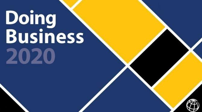 Согласно индексу легкости ведения бизнеса КСА занимает первое место в мире по бизнес-среде среди 190 государств