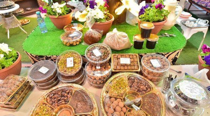 Фестиваль «Самах» в Джуфе стал свидетельством высокой покупательской активности посетителей
