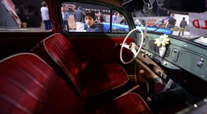 «Ретроавтомобили» привлекают почитателей во время сезона Эр-Рияда
