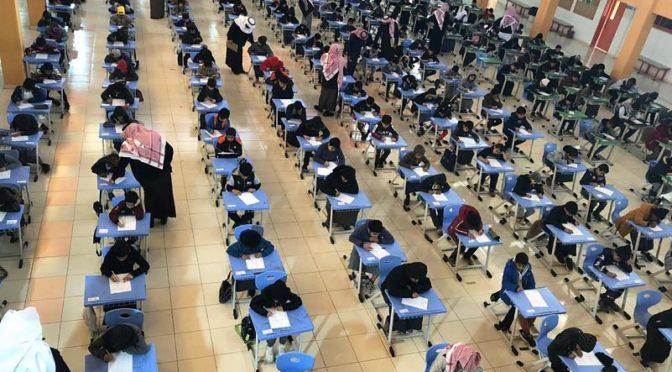 Более 90 тыс.учащихся сдают экзамены за первый семестр в Хафра Батин